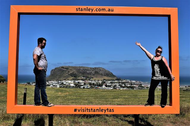 BIG Picture Frame | Stanley, Tasmania
