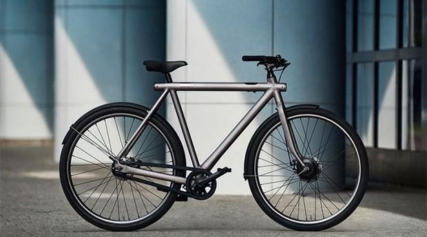 Bicicleta da VanMoof