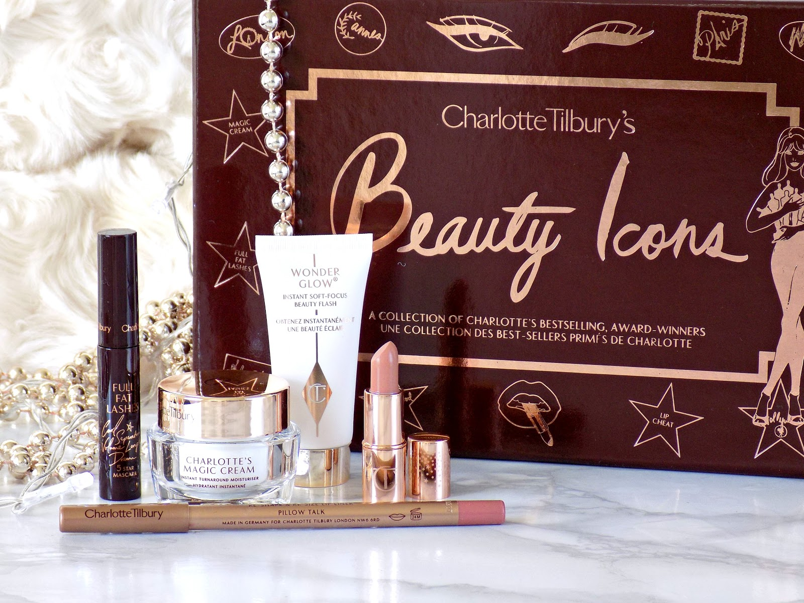 Charlotte Tilbury's Beauty Icons Gift Set