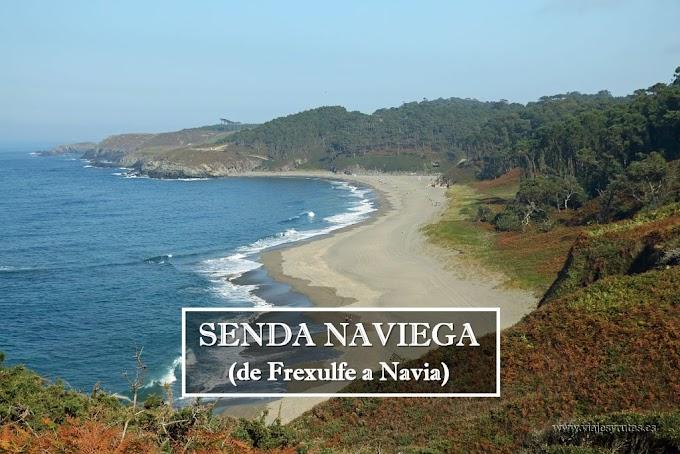 Senda Costera Naviega: Playa de Frexulfe a Navia