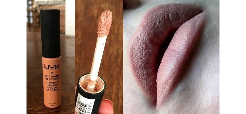 NYX Soft Matte Lip Cream - SMLC 16 Cairo REVIEW