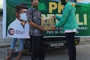 Paket Bahan Pokok Gus AMI Disalurkan ke PWNU dan Muslimat