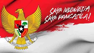 Saya Indonesia, Saya Pancasila