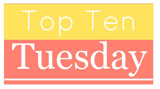 Top Ten Tuesday: Favorite Characters