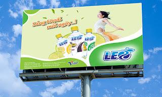 Biển quảng cáo bạt làm theo cách thức nào