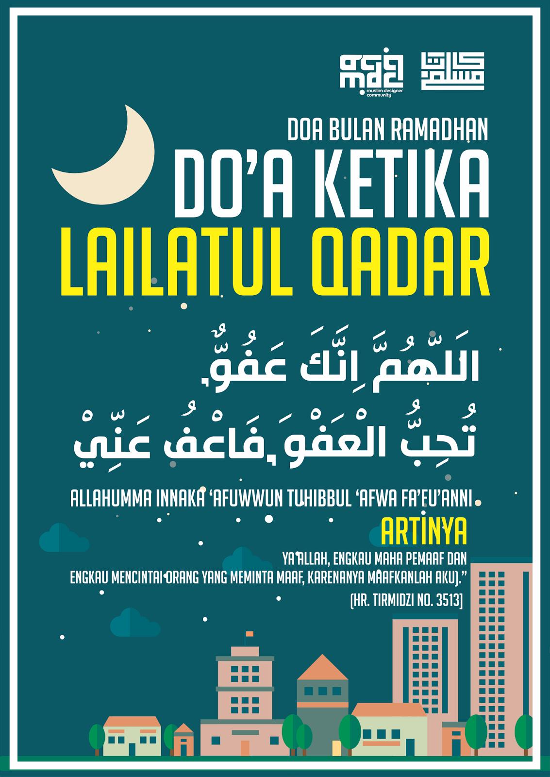 10 Poster Dakwah - Doa Masuk dan Keluar Masjid CDR File CorelDraw Free