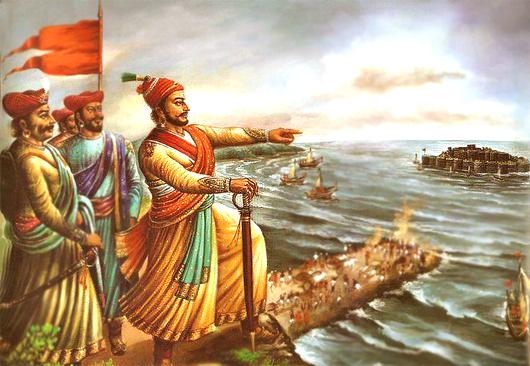Sivaji Maharaj: Chhatrapati Sambhaji Raje Bhosale