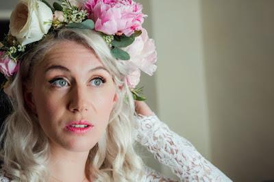 foto sposa fiori
