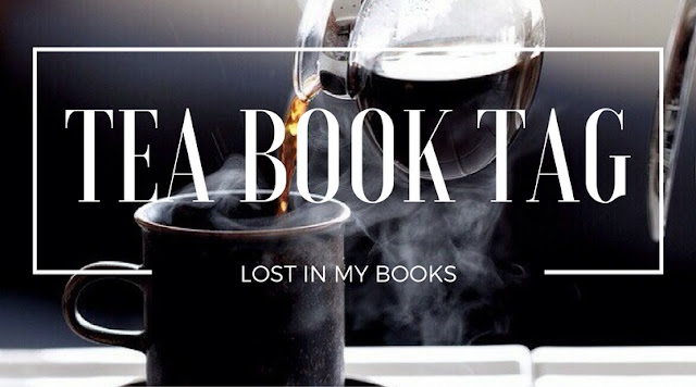 TEA BOOK TAG