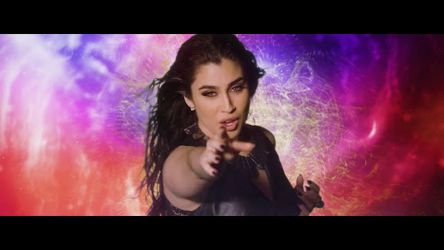 "Steve Aoki x Lauren Jauregui Premiere ""All Night"" Video"