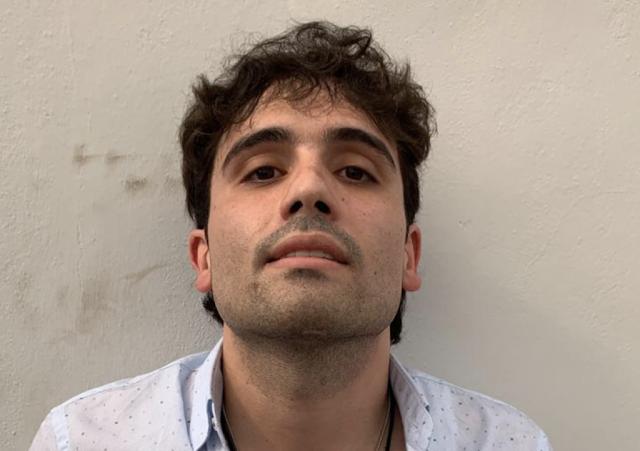 Duro golpe a Ovidio Guzman, tras su captura sera ya extraditado