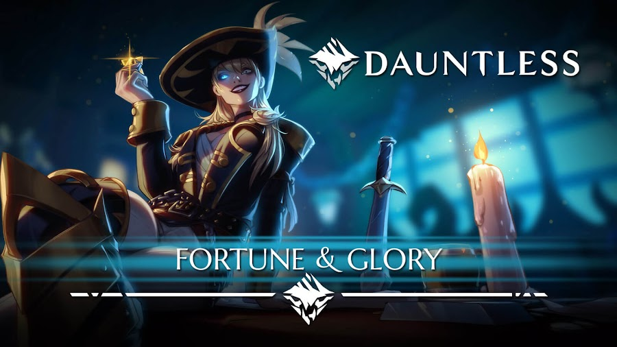 dauntless fortune and glory free update 16 july 2019 phoenix labs epic games