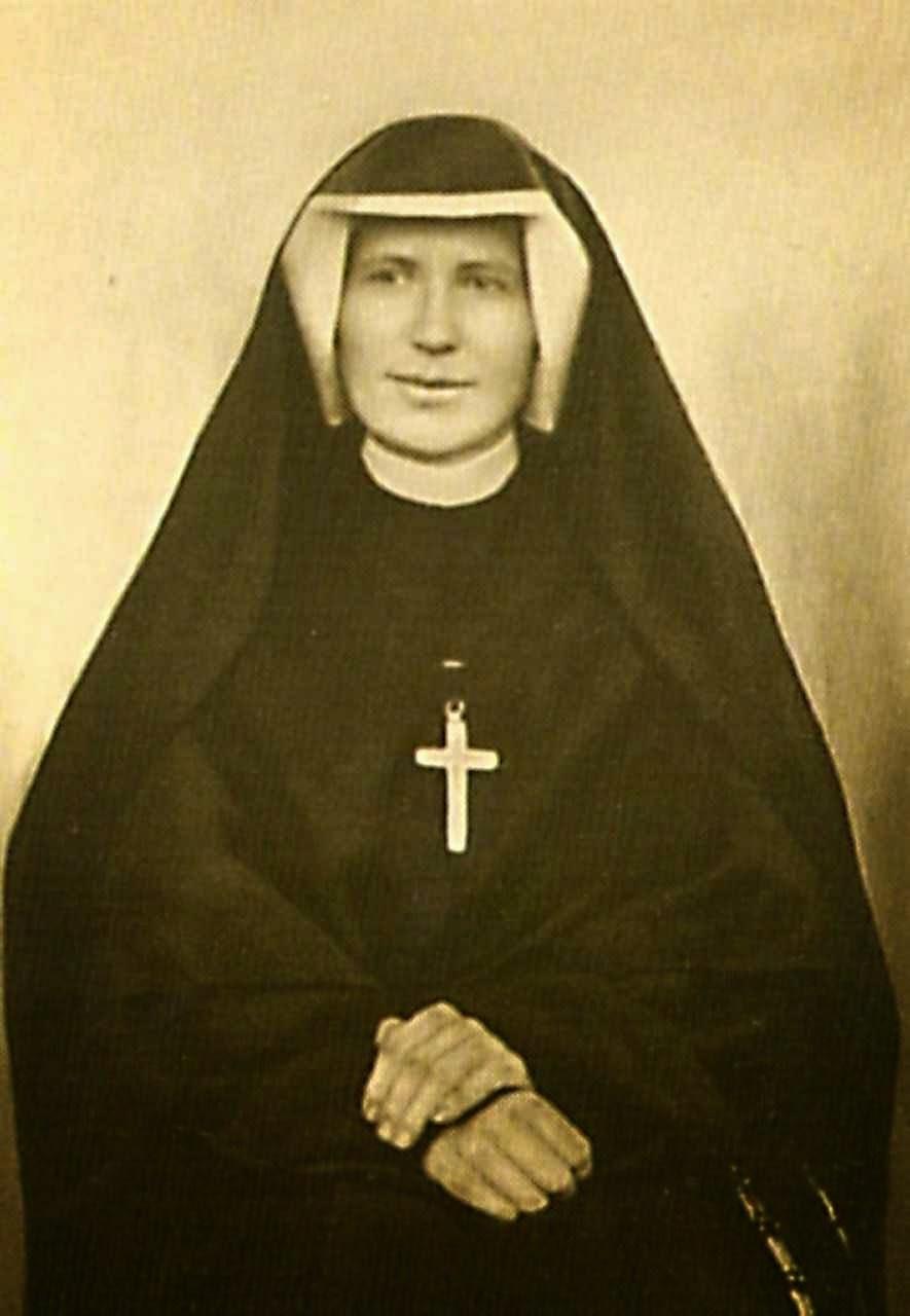 Santa Maria Faustina Kowalska.