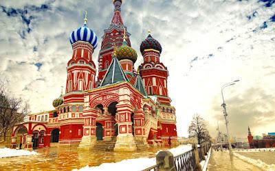 rusya, en büyük ülke