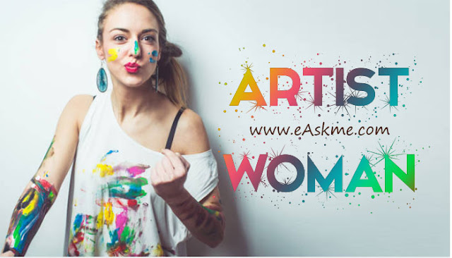 Artist Woman: 9 Unique Christmas Ideas for the Woman Who Has Everything: eAskme