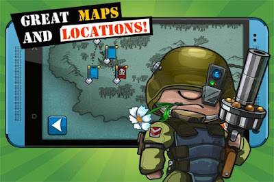 Modern Islands Defense v1.5.1 Mod Apk Unlimited Money