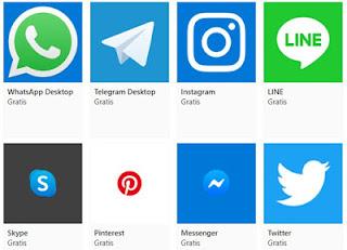 Media Sosial Populer Yang Dapat Diinstal Pada Windows 10