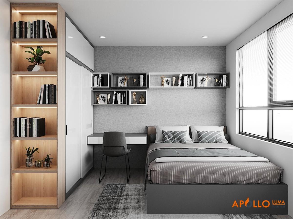 Thiết kế thi công nội thất Vinhomes chuyên nghiệp