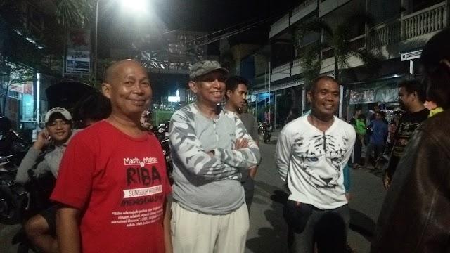 Tinjau Kebakaran Pasar Mini II,  Ini Usulan Ketua DPRD Kabupaten Wajo Kepada Pemerintah