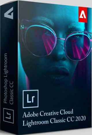 Adobe Lightroom Classic 2020 v9.2.0.10 poster box cover