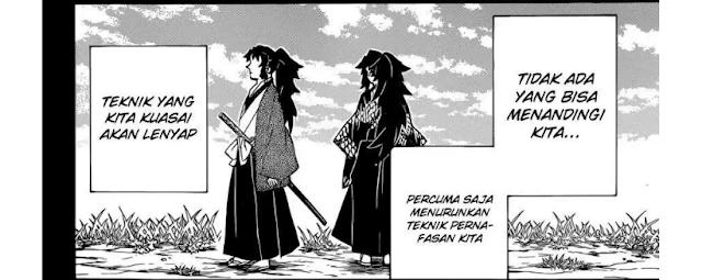 Jadwal Rilis 176 I Pembahasan Manga kimetsu no yaiba chapter-175 I Teknik Darah Iblis