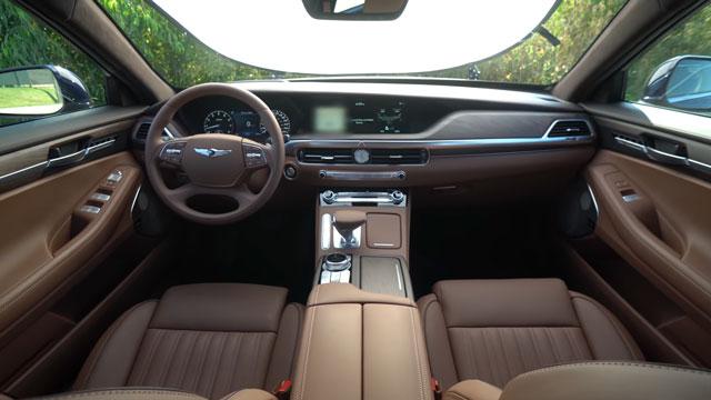 جينيسيس G90 2020 ... أفضل سيارة سيدان كبيرة الحجم من جينيسيس