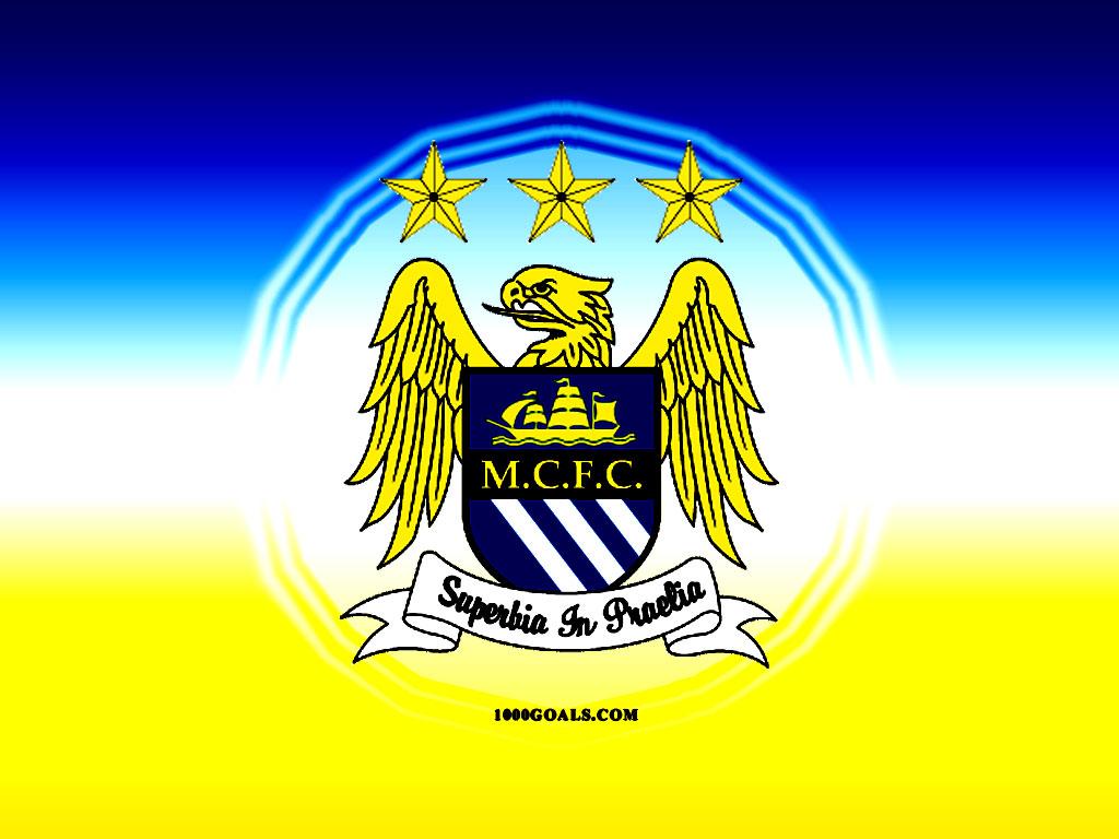 soccer manchester city logo