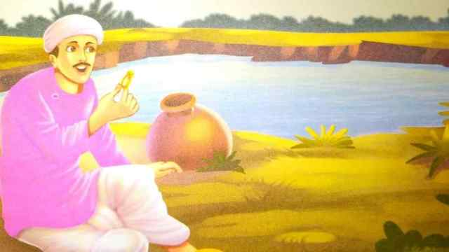 In Hindi Panchtantra Moral Stories