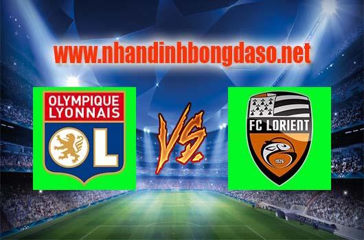 Nhận định bóng đá Lyonnais vs Lorient, 01h00 ngày 09-04