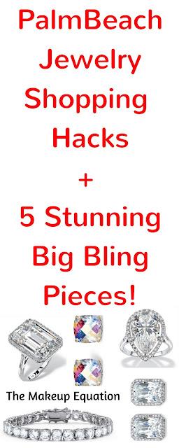 PalmBeach Jewelry Shopping Hacks Plus 5 Stunning Big Bling Pieces