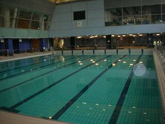 Swiss cottage leisure centre