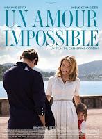 Un Amor Imposible- Estrenos de cartelera del fin de semana del 11-12 Julio