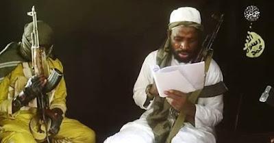 Shocking! Boko Haram leader Abubakar Shekau WEEPS in new video [listen]