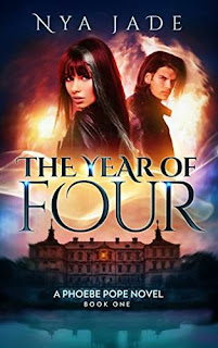 The Year of Four: A Phoebe Pope Novel #1 book promotion Nya Jade