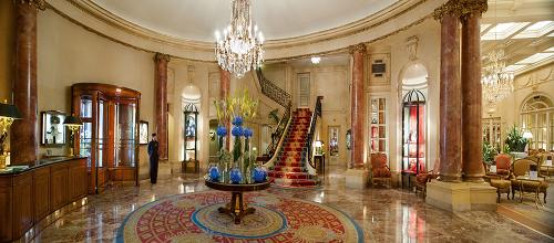 Hotel Ritz París (París, Francia)