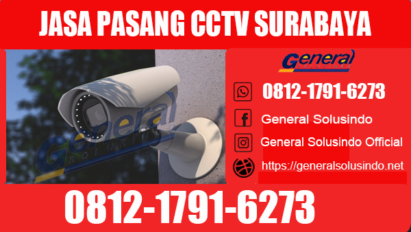 Jasa Pasang CCTV Bulak Surabaya