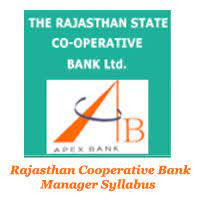 Rajasthan Cooperative Bank Recruitment Apply For 384 Posts - Last Date 30 April 2021