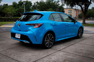 Carshighlight.com - 2020 Toyota Corolla Hatchback Review