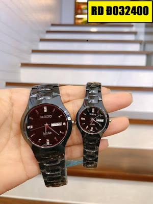 Đồng hồ đeo tay RD Đ032400 quà tặng sinh nhật người yêu ý nghĩa