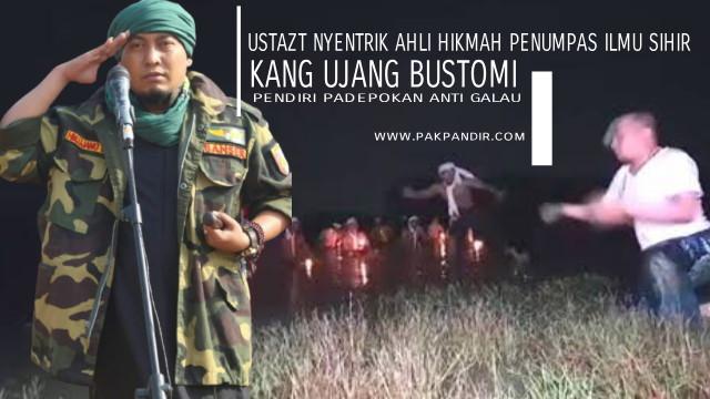 Bio Data Ustazt Ujang Bostomi Guru Ahli Hikmah Penumpas Dukun Santet Video Kang Ujang