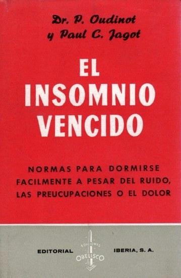 El insomnio vencido – Paul C. Jagot