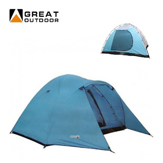 Sewa Tenda Gunung Dome Outdoor