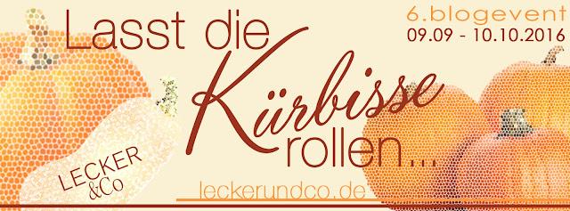 Blogevent bei LECKER&Co | Kürbis