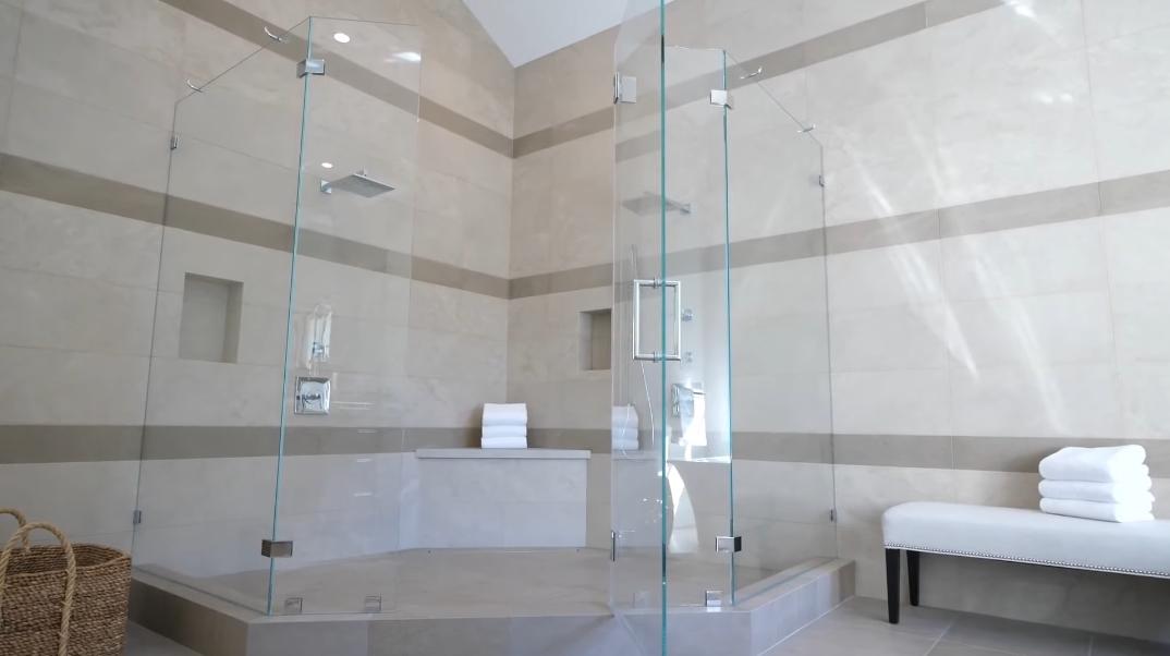 38 Interior Photos vs. 289 Almendral Ave, Atherton, CA Ultra Luxury Mansion Tour