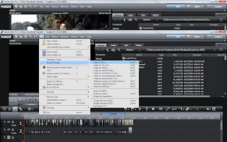 Export GoPro to AVI Video File
