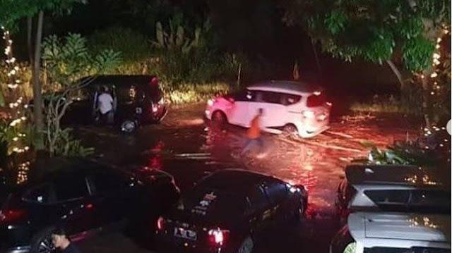 Tak Ada Gempa, Pantai Anyer Diterjang Tsunami 200 Orang Lebih Tewas, 584 Luka, 2 Hilang