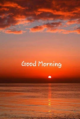sunrise good morning images with nature