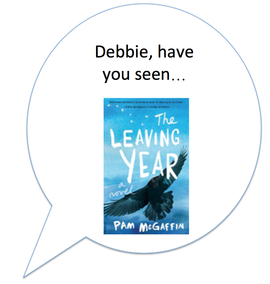 A Reader Writes To Ask If Ive Seen Pam McGaffins The Leaving Year Published In 2018 By Spark Press It Got Starred Review From School Library Journal