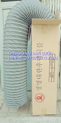 www.123nhanh.com: ống thông gió phi 250, ống gió vải simili vải %%%%