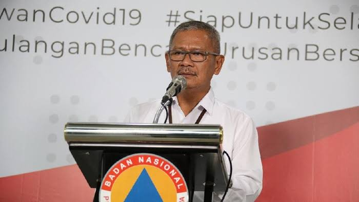 Achmad Yurianto Ungkap Penyebab Virus Corona Cepat Menular ke Seluruh Dunia